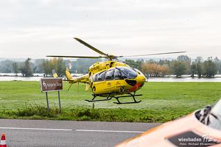 Schwerer Alleinunfall B42 Oestrich-Winkel 09.10.17