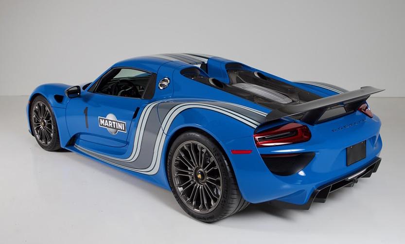 Barrett-Jackson-Porsche-918-Spyder-2 - コピー