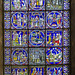 Canterbury Cathedral window n.XIV