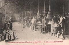 Castres d'autrefois, Tarn, Occitanie - France