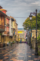 calle Galiana , Avilés