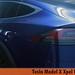 Tesla Model X Xpel Ultimate Full Clear Bra - Vancouver ClearBra