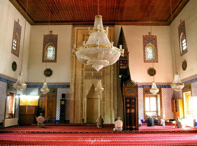Ankara / Hacı Bayram Veli Camii