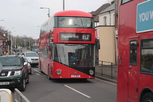 Go-Ahead London LT893 LTZ1893