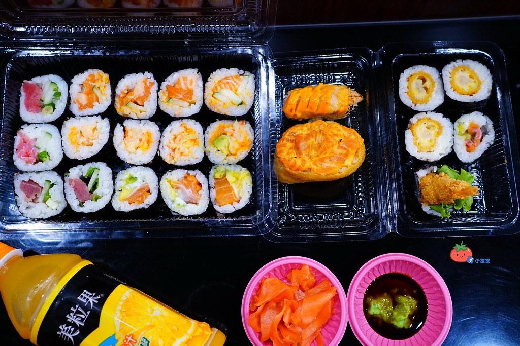 mr sushi 公館 外帶壽司