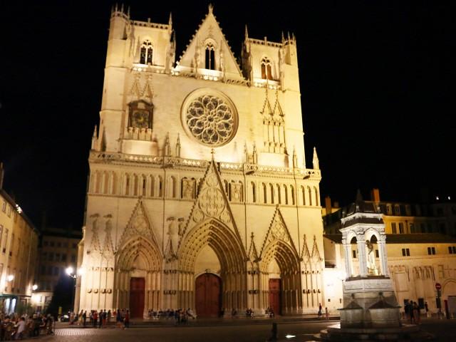 catedrala obiective turistice lyon 2