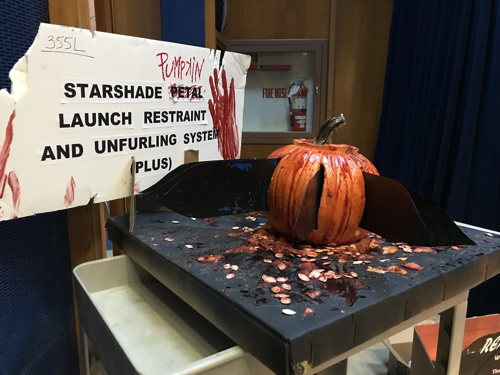NASA Pumpkins - 2017 Pumpkin Carving Contest at NASAJPL