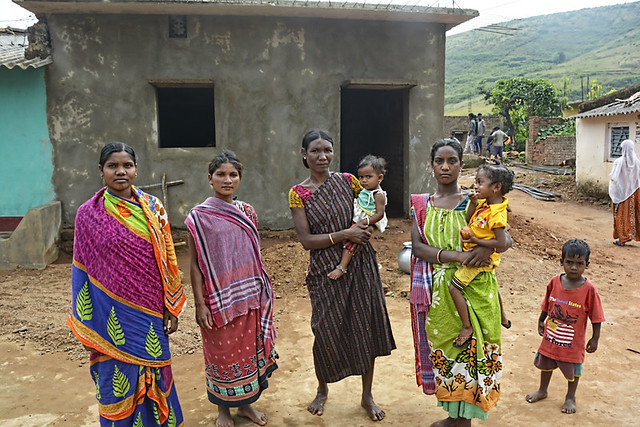 Most of the women and children suffer from anaemia. The nearest health centre is 15 km from Khalabari. There are no anganwadis or ASHA workers to take care of them.