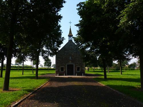 Chapelle S!int-Ervermarus à Rutten