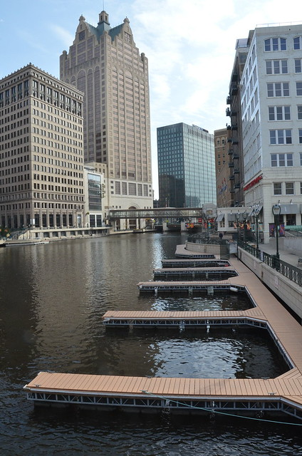 All Quiet Along The Milwaukee River