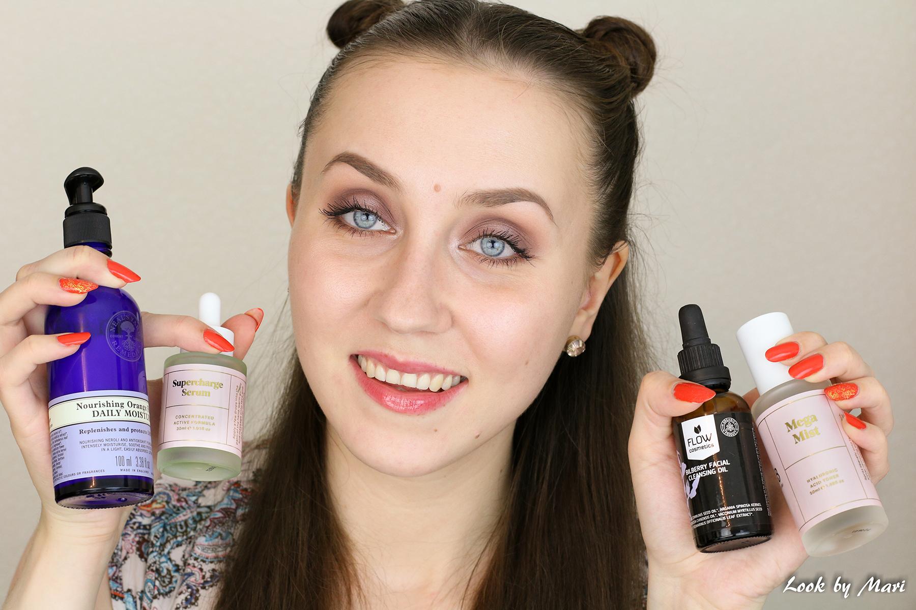 1 flow cosmetics cleansing oil bybi mega mist kokemuksia review