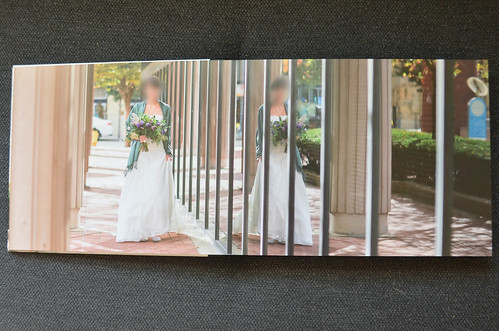 Picaboo Madison Photo Book - seamless lay-flat page spreads