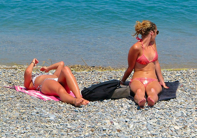 pic french Beach bikini