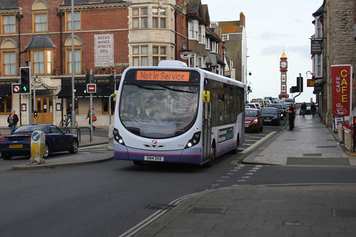 First Hampshire & Dorset 63185 SN14DXD