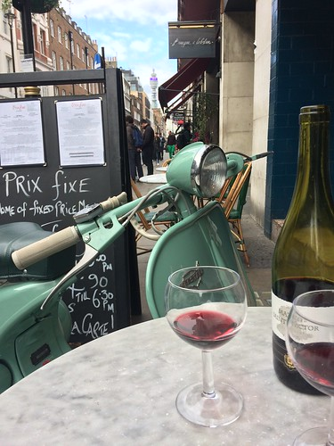 Prix Fixe - Dean Street, Soho, London