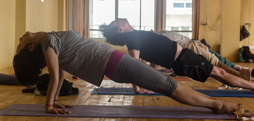 Body Stretching Yoga
