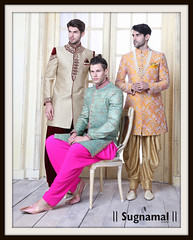 Groom And Baraat Collection 2017