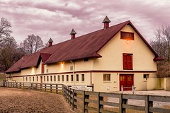 Stables at Sunnybrook Park - Toronto, Ontario