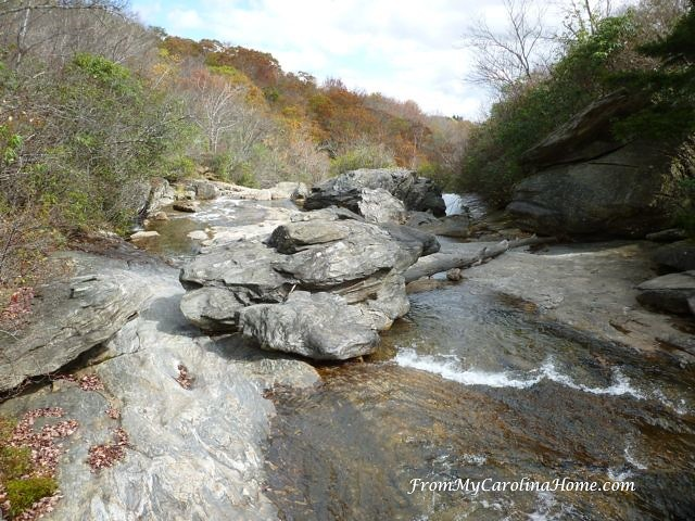 Hiking Graveyard Fields NC at From My Carolina Home