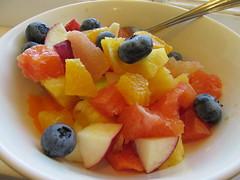 Homegrown Fruit Bowl