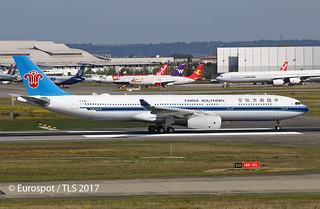 B-8362 Airbus A330 China Southern
