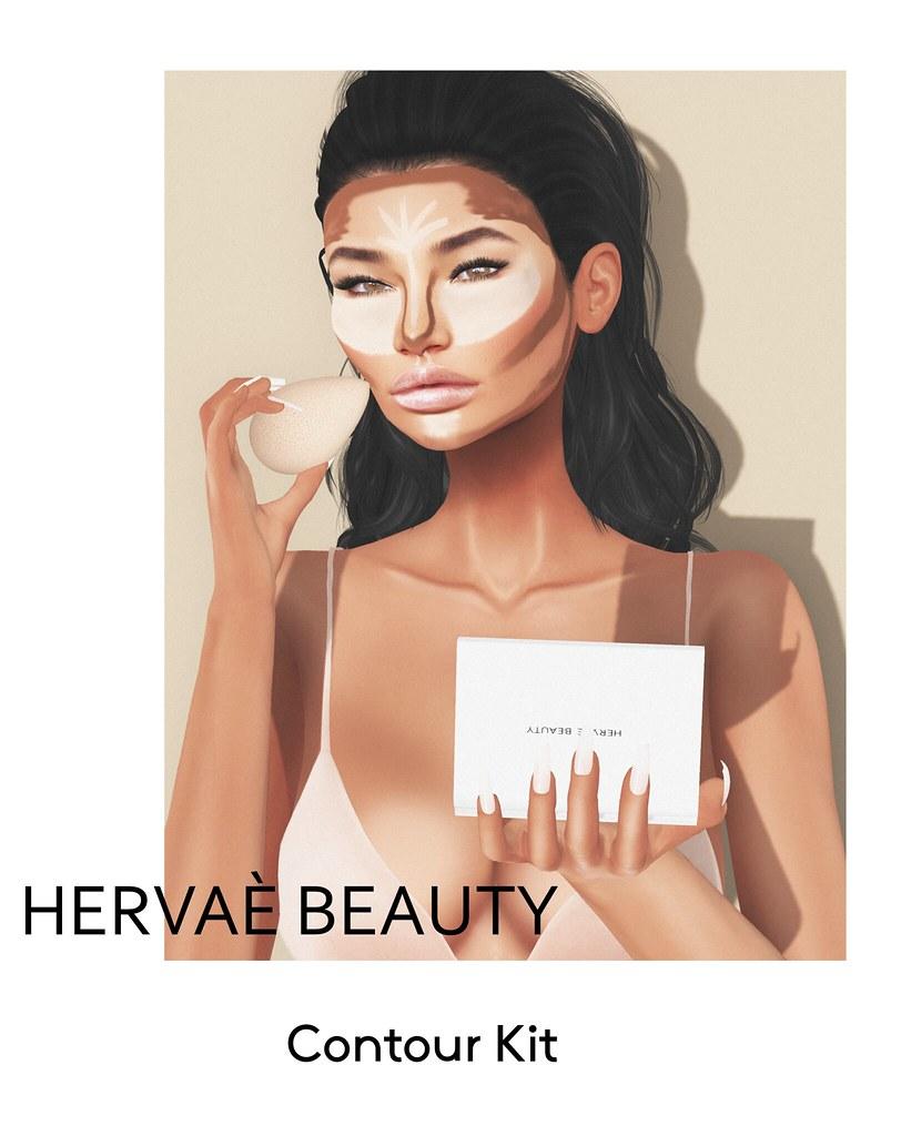 Hervaè Beauty : Contour Kit - TeleportHub.com Live!