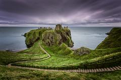 Dunnottar Castle, Stonehaven, Scotland.