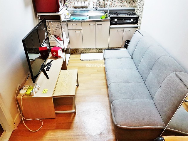 Ewha Hostel 05 - Living Room