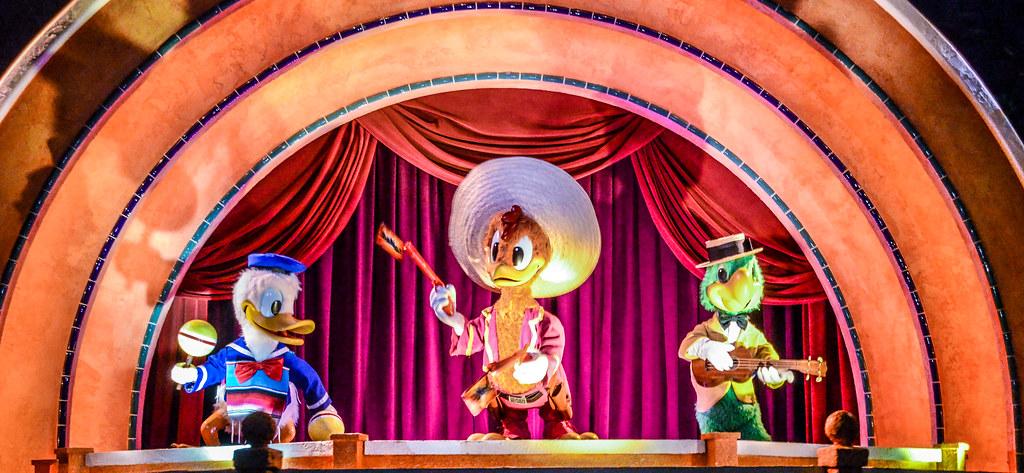 3 Caballeros Fran Fiesta Tour Epcot