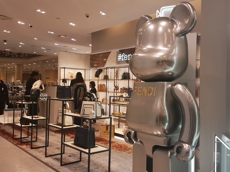Fendi Bearbrick