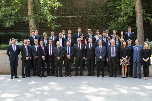 Seminario sobre Política Europea hacia China