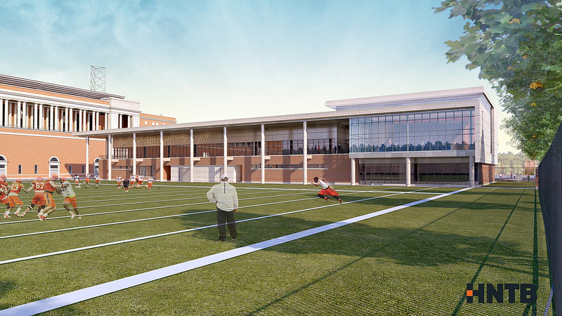 U of I Football Performance Center