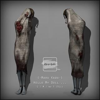 {-Maru Kado-} Hello My Doll ...