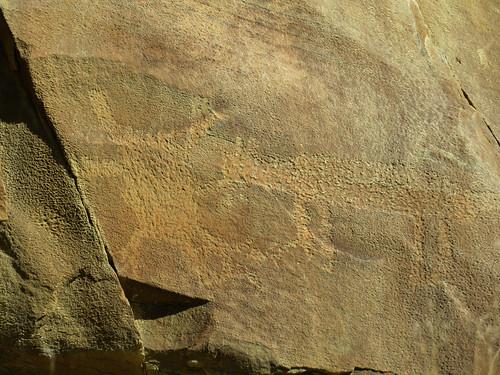 Legend Rock Petroglyphs #18