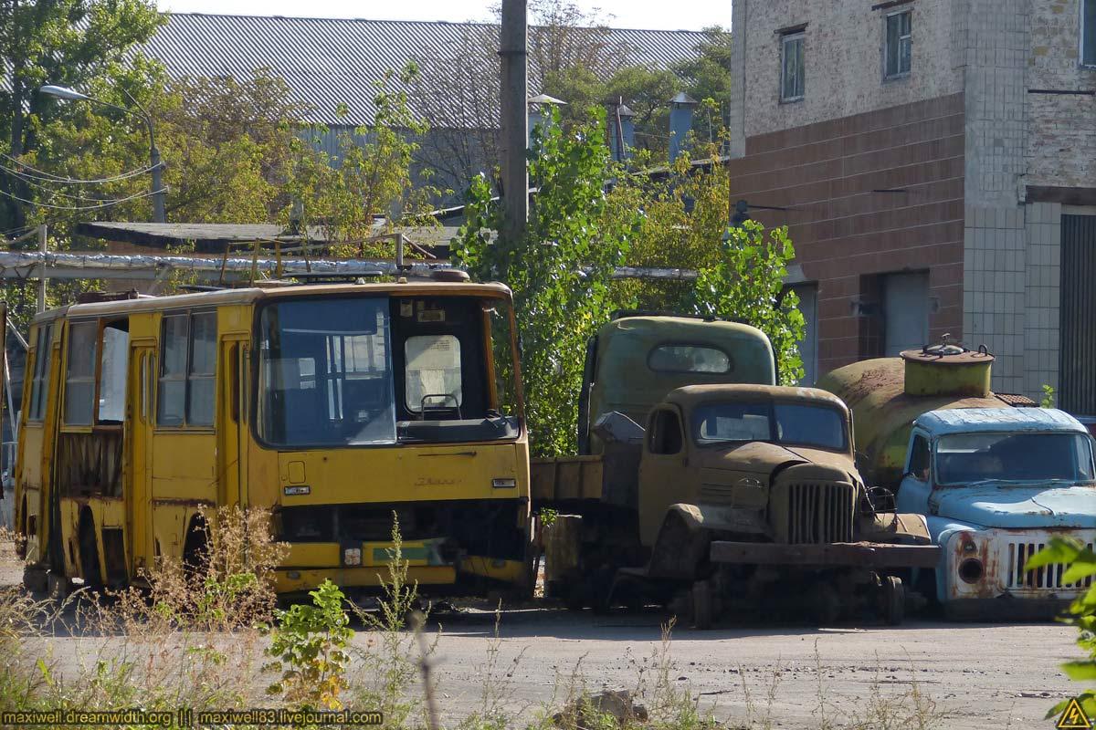Колишній Автобусний парк №3 -2