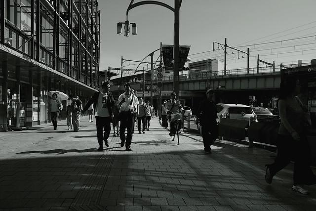 light&shadow@Ueno, Tokyo 2