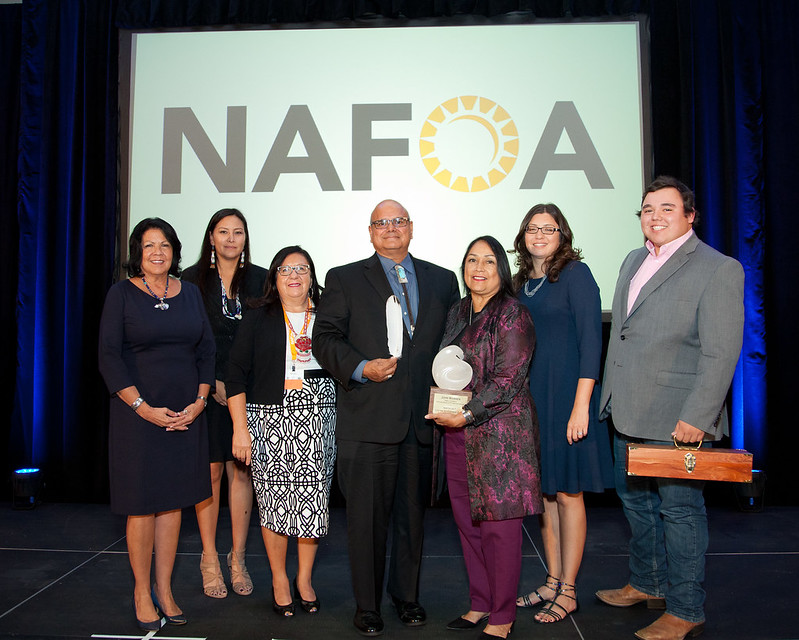 2017 NAFOA Lifetime Achievement Award Recipient John Warren