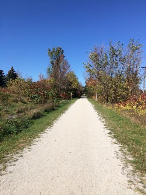Craigleith trail