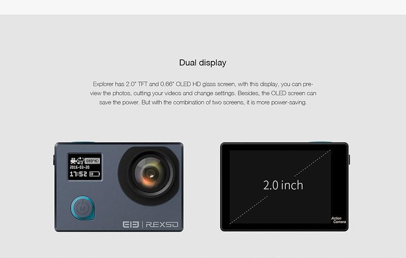 Elephone Elecam Explorer Dual  (6)レビュー
