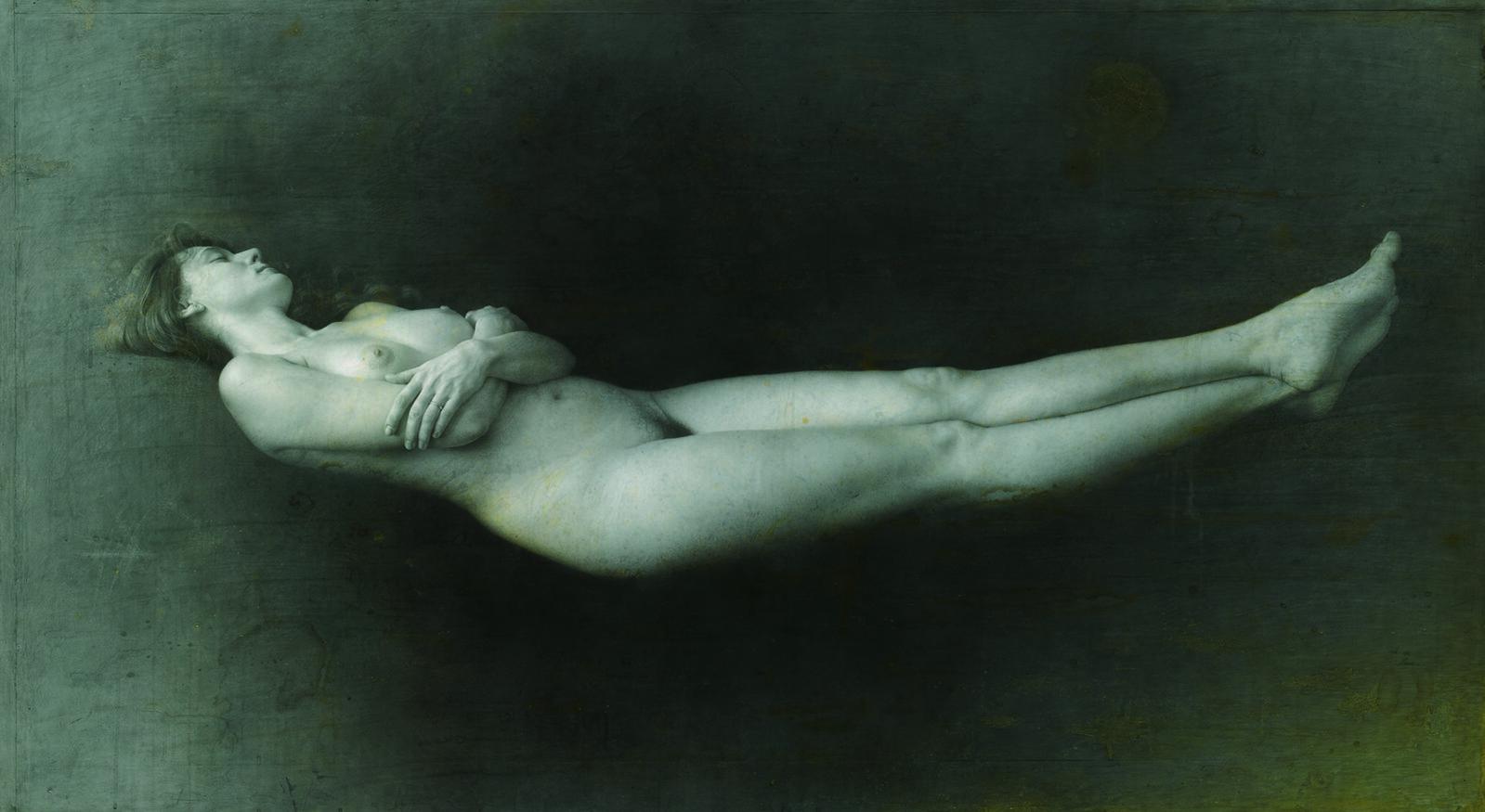 磯江毅《深い眠り》(1994-95年)