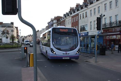 First Hampshire & Dorset 47410 SK63KLO