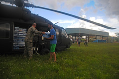 New York and Puerto Rico National Guard