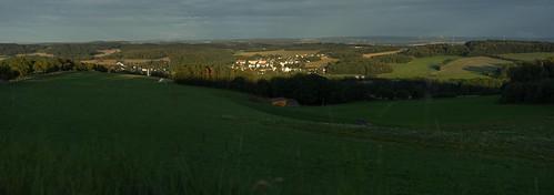 Landscape Weischlitz