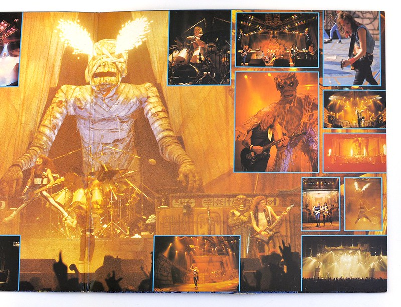 A0357 Iron Maiden Live After Death 2LP (Incl Booklet)