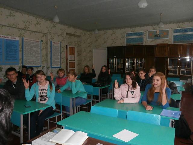 Вибори лідера учнівського самоврядування