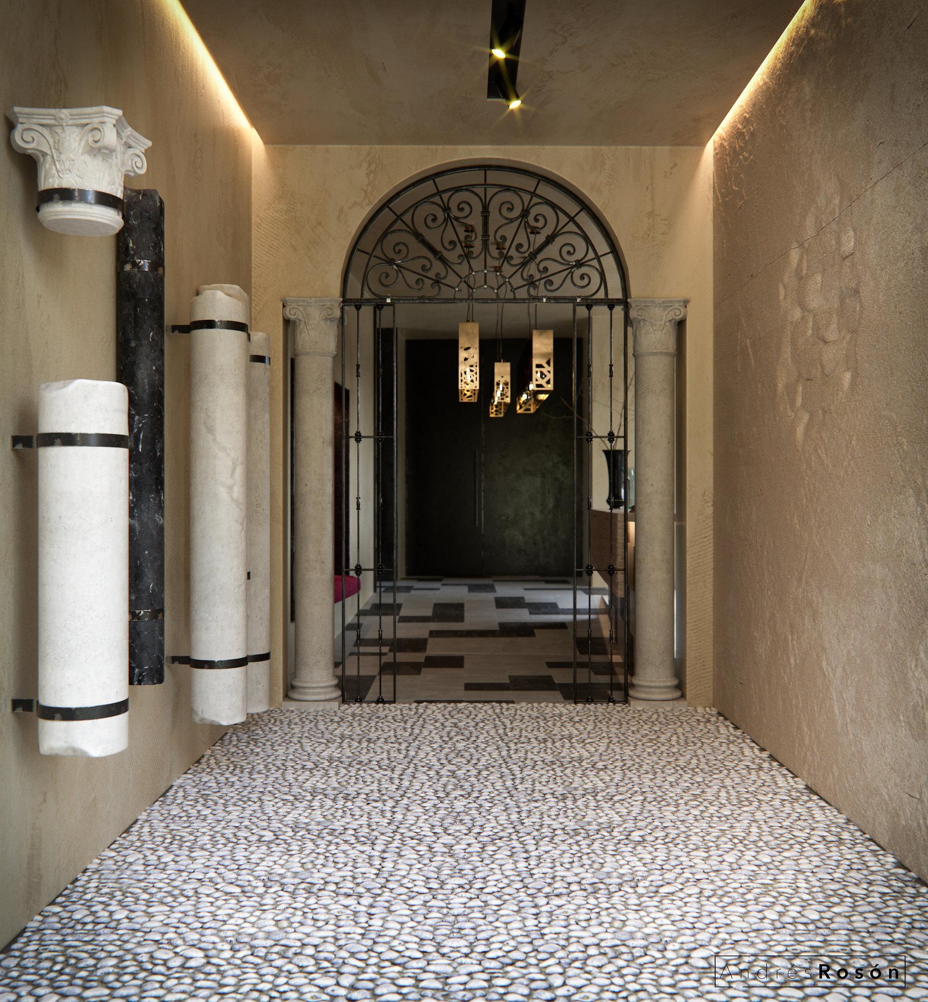 Hotel CGI.