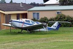 VH-UMV   Beech 77 Skipper [WA-119] Hoxton Park~VH 25/03/2007