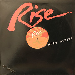 HERB ALPERT:RISE(JACKET A)