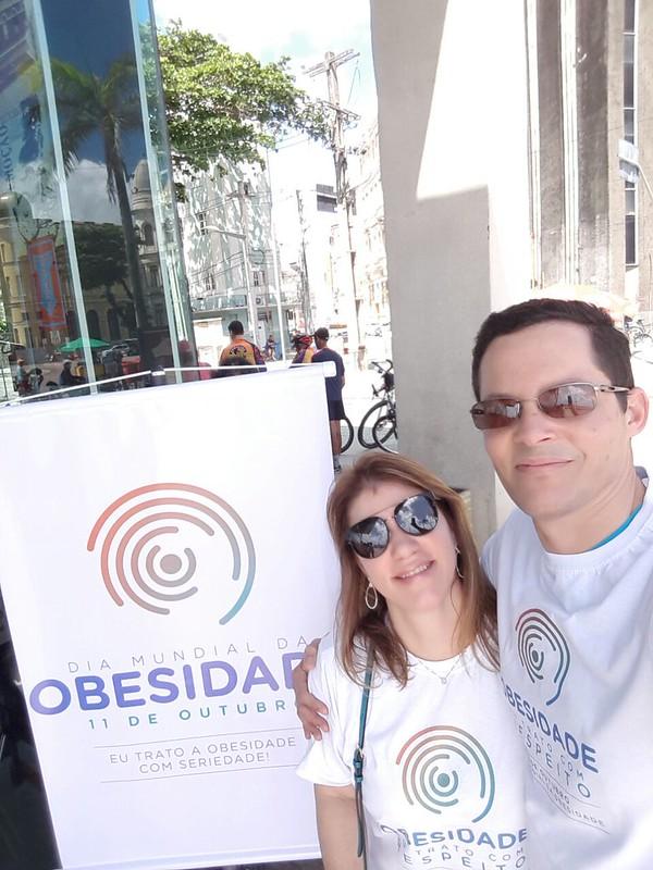 Dia Mundial da Obesidade - Regional Pernambuco