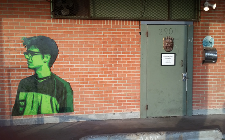 Me as Street Art